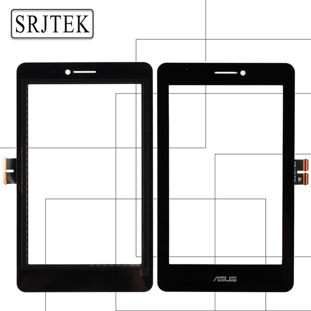 Srjtek For Asus Fonepad 7 Memo HD 7 ME175 ME175CG K00Z Touch Screen Panel Digitizer Sensor Glass Repair Replacement Parts
