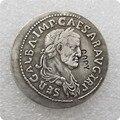 Тип #15 древняя римская копия монет памятные монеты-копии монет медаль коллекционные монеты