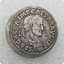 # Tipo de 15 Romana Antiga CÓPIA Moeda moedas comemorativas-moedas réplica medalha moedas colecionáveis