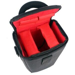 Image 5 - Wennew DSLR حقيبة كاميرا القضية لكانون EOS 80D 800D 6D مارك الثاني 200D 1300D 1500D 750D 760D 77D 70D 9000D 8000D 4000D 2000D 7D 5D