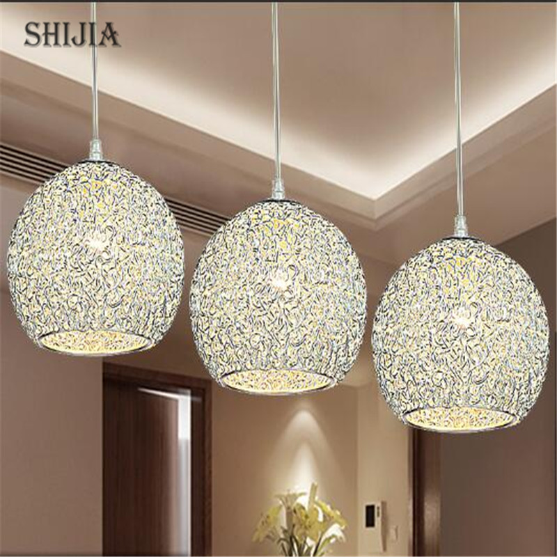Aliexpress Buy Modern Crystal Ball LED Pendant