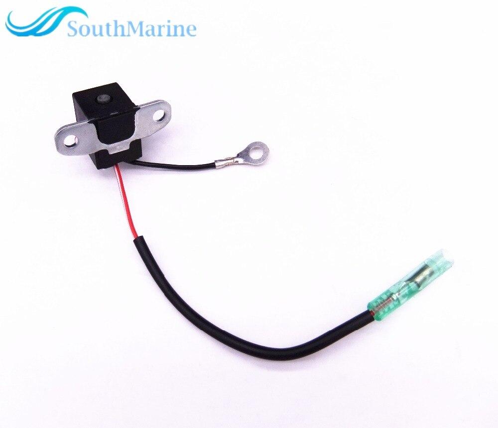 3V1-06071-0 3V1060710M Pulser Coil For Tohatsu Nissan Outboard Engine MFS8 MFS9.8 NSF8 NSF9.8 4-Stroke