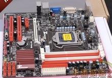 original motherboard for Biostar TH55B HD 6.x LGA 1156 DDR3 for i3 i5 i7 cpu 16GB USB2.0 H55 Desktop motherboard Free shipping