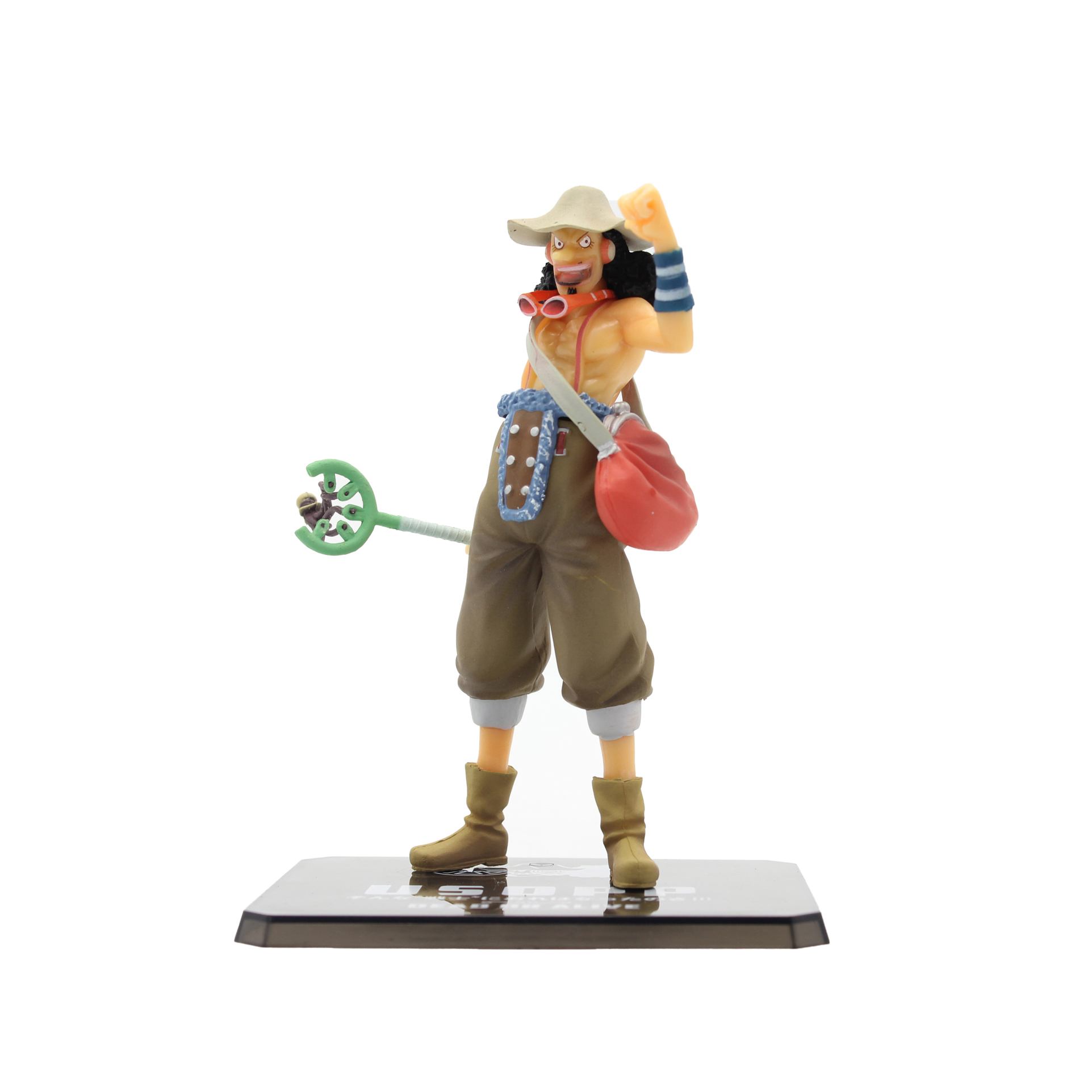 Chanycore Anime ONE PIECE Cartoon Two Years Later New World Usopp 13cm Action Figures PVC onepiece toys doll model collection