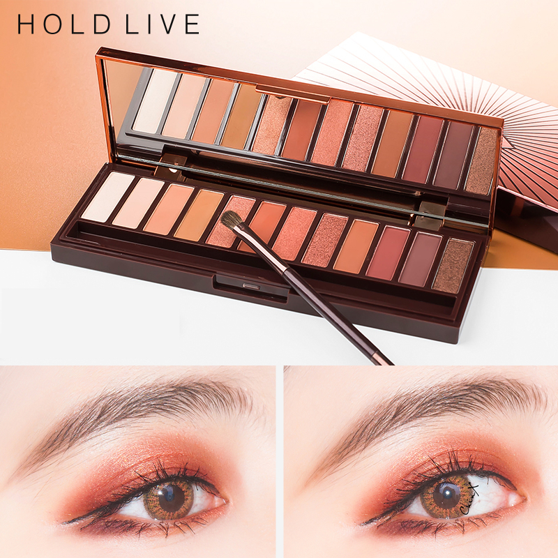 professional brand matte nude eye shadow palette waterproof shimmer glitter 10 color beauty glazed brown eyeshadow cosmetics 2018 HOLD LIVE Sunset City Matte Eyeshadow Palette Nude Beauty Cosmetics Makeup Peach Color 12 Colors Shimmer Glitter Eye Shadow