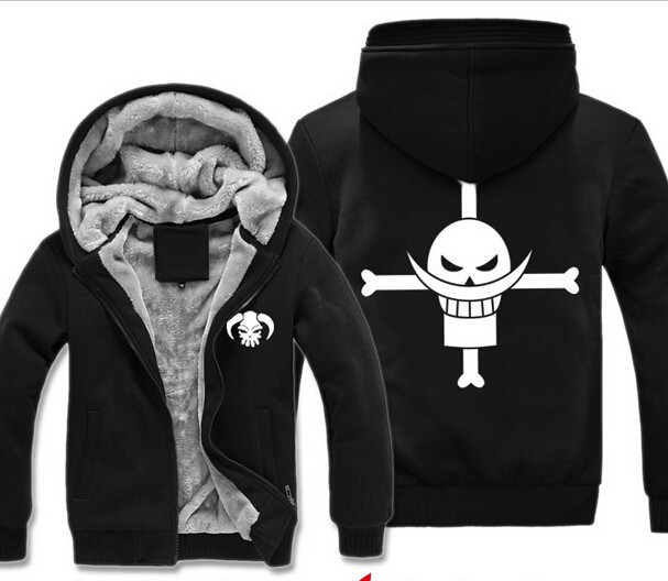 whitebeard hoodie
