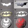 Творческий наклейки Мстители Железный Человек Бэтмен супермен Мобильный телефон, компьютер, автомобиль, нарядить своих пространства личности