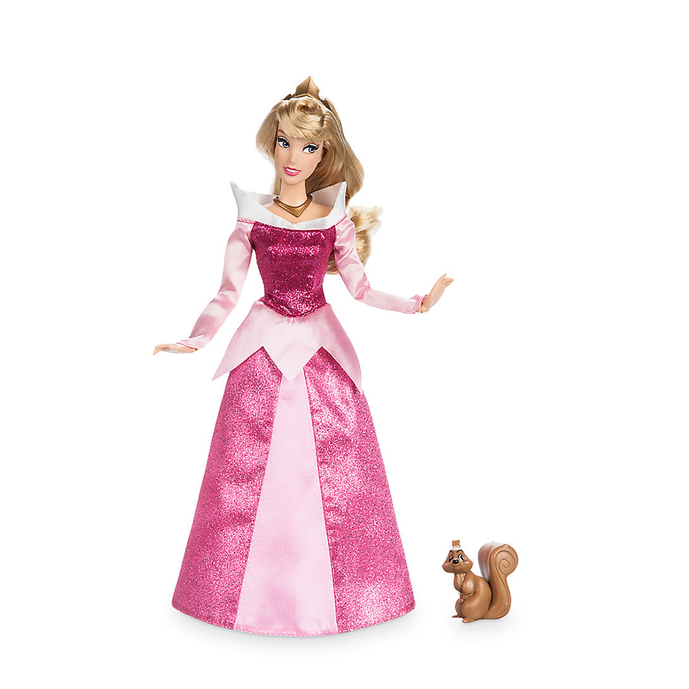 NEW cute Classic Aurora princess gorgeous doll action figure model dolls birthday gift toys for children rohyi 2 style 15cm q posket characters princess aurora toys dolls sleeping beauty pvc figure gift for children girl