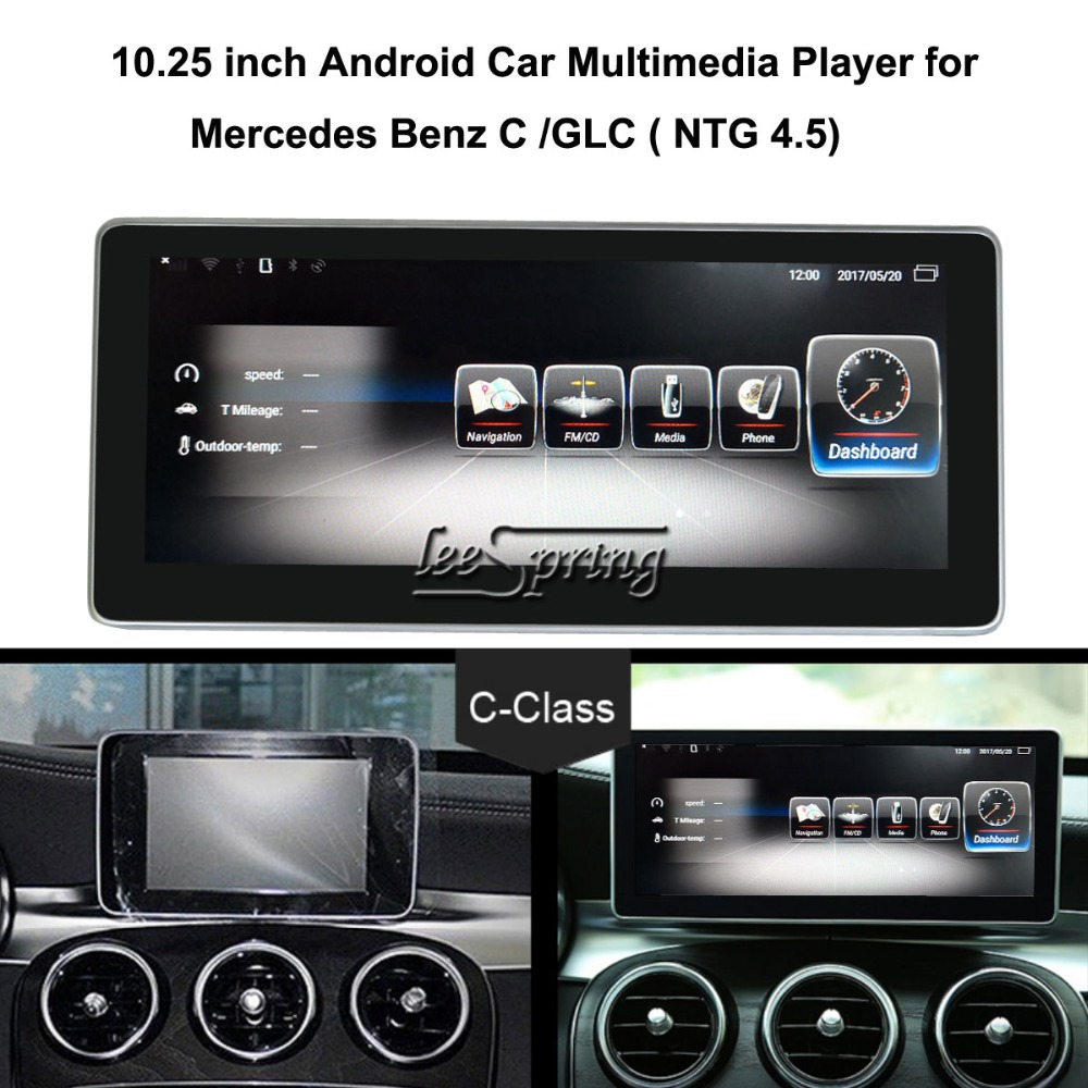 Cheap product mercedes w205 multimedia player in Shopping World
