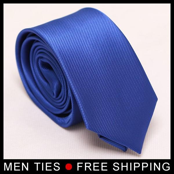 High quality 8cm Ties for Men Royal blue bulk Formal Neckties gravatas de seda lot wholesale Wedding Business Man neckwear
