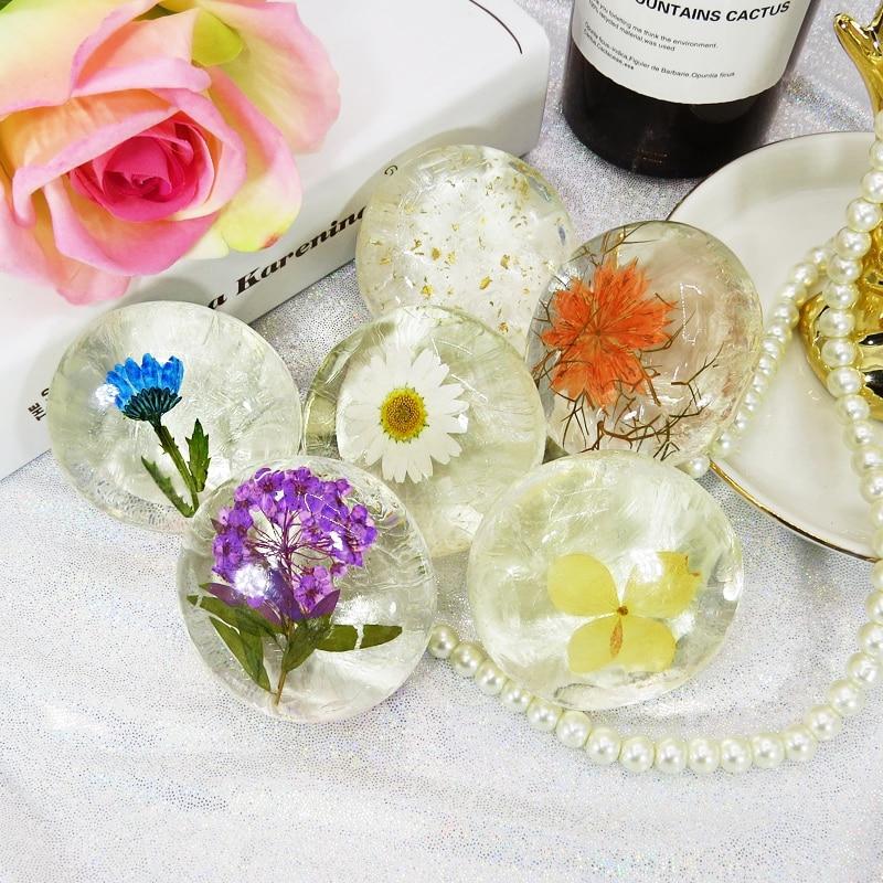 Reiniger Seife 5806 Aminosäure Blume Handgemachte Seife Rein Natürlichen Pflanzlichen Seife Für Gesicht Hand Körper Bad Blume Seife Nähren Haut Anti allergie Neueste Mode