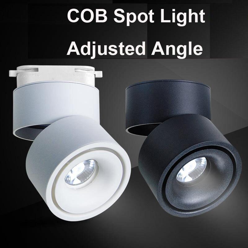 Ceiling Spotlights Track Lighting Kit