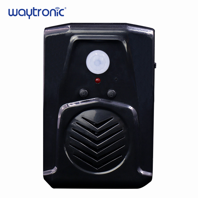 Superma Waytronic Wand Halterung Pir Motion Sensor Große Power Audio Verstärker Lautsprecher Für Öffentlichen Ort Baustelle Erinnerung
