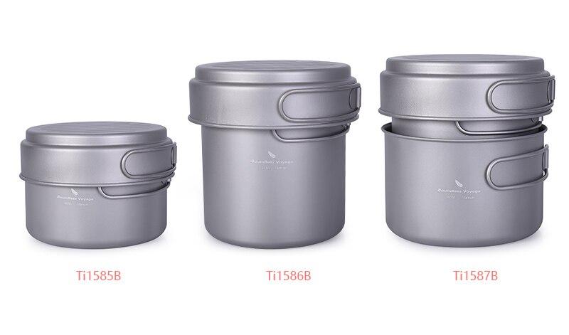 de sopa tigela frigideira kit bagunça panelas piquenique