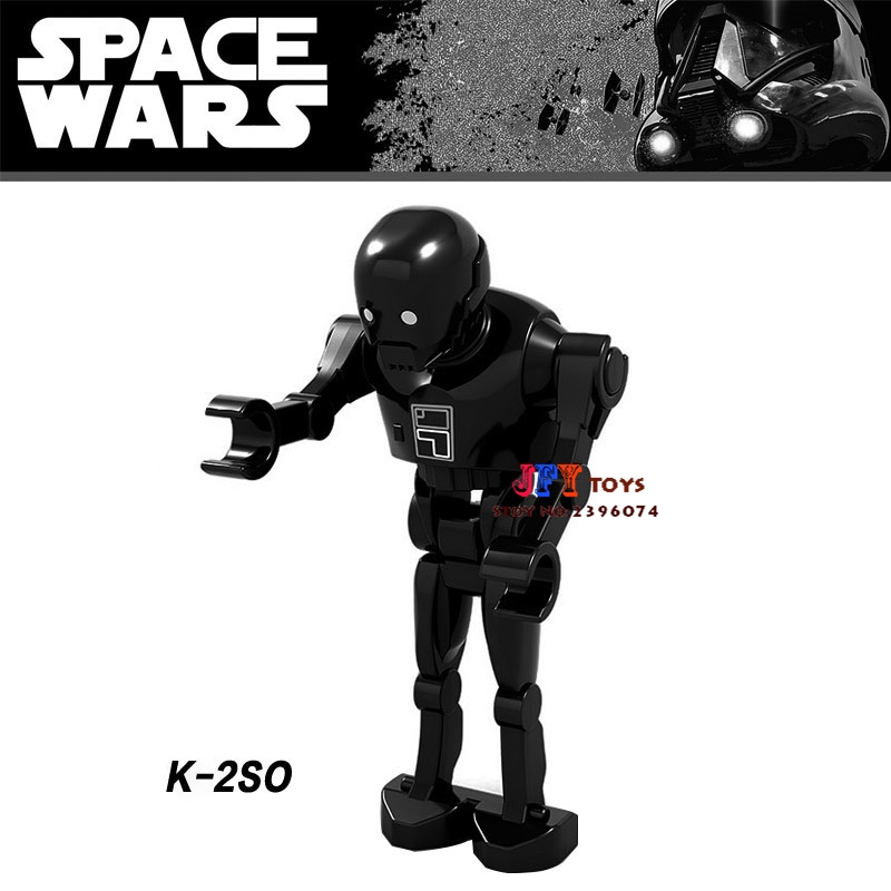Single Sale star wars superhero Rogue One K-2SO building blocks model bricks toys for children brinquedos menino single sale star wars superhero decool green lantern building blocks model bricks toys for children brinquedos menino