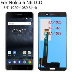 Image 3 - Calidad AAA para Nokia 8 7 6 5 3 2 LCD pantalla táctil digitalizador montaje para Nokia N8 N6 n7 N5 N3 N2 pantalla LCD prueba OK