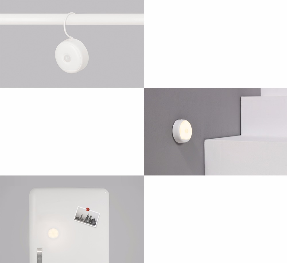 Original Xiaomi Mijia Yeelight LED Night Light Mi home Smart home Infrared Remote Control  (3)