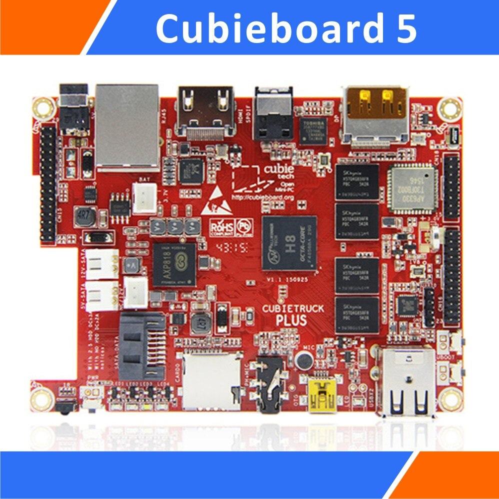 Cubieboard 5/CubieTruck Plus Devboard