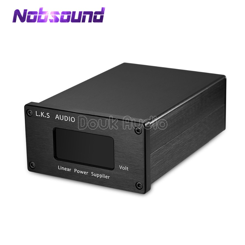 Nobsound LPS-25-USB Hi-end 25W DC5V/3.5A USB Low Noise Linear Power Supply For Audio DAC Digital Interface nobsound lps 25 usb hi end 25w dc5v 3 5a usb low noise linear power supply for audio dac digital interface