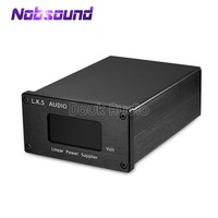 Nobsound LPS 25 USB Hi end 25W DC5V/3.5A USB Low Noise Linear Power Supply For Audio DAC Digital Interface