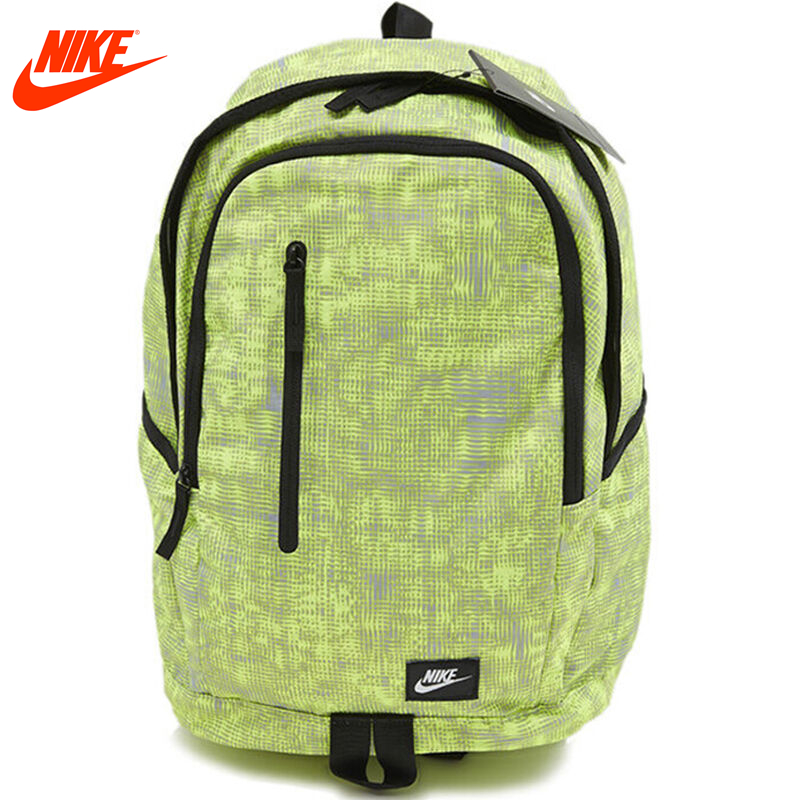 a4f680cddd Intersport Original New Arrival Authentic NIKE Unisex Backpacks Sports Bags-in  Training Bags from Sports   Entertainment on Aliexpress.com