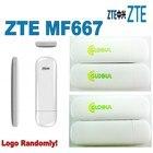 ZTE MF667 USB Modem - 21.6Mbps HSPA Internet Key Dongle