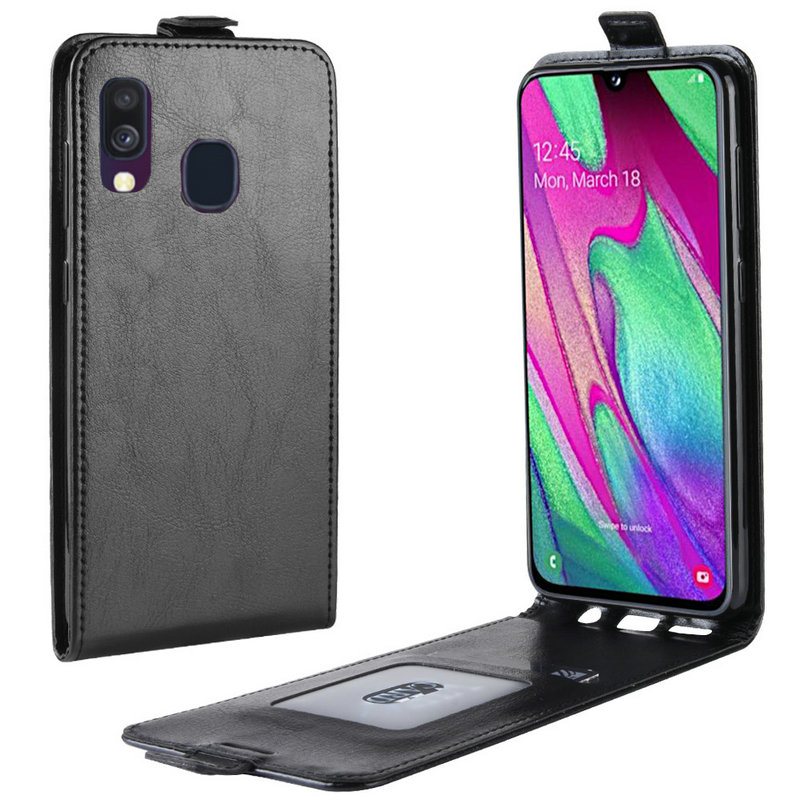 Leather <font><b>Case</b></font> for <font><b>Samsung</b></font> Galaxy <font><b>A80</b></font> A40 A30 A30S A70 A71 for <font><b>Samsung</b></font> Galaxy A51 A50 A20 A20S A10 A10S M30S Wallet Cover <font><b>Case</b></font> image