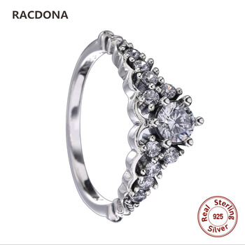 Beautiful 925 Sterling Silver Ring High Quality For Women