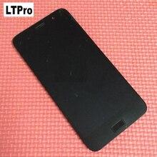 LTPro Marco de Trabajo de Alta Calidad + Pantalla LCD Táctil Digitalizador Asamblea Para Lenovo ZUK Z1221 Z1 Teléfono de Reemplazo