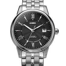 De lujo de marca relojes de los hombres 2016 de los hombres mecánicos automáticos relojes de pulsera reloj de vestir de Negocios CASIMA impermeable #6904