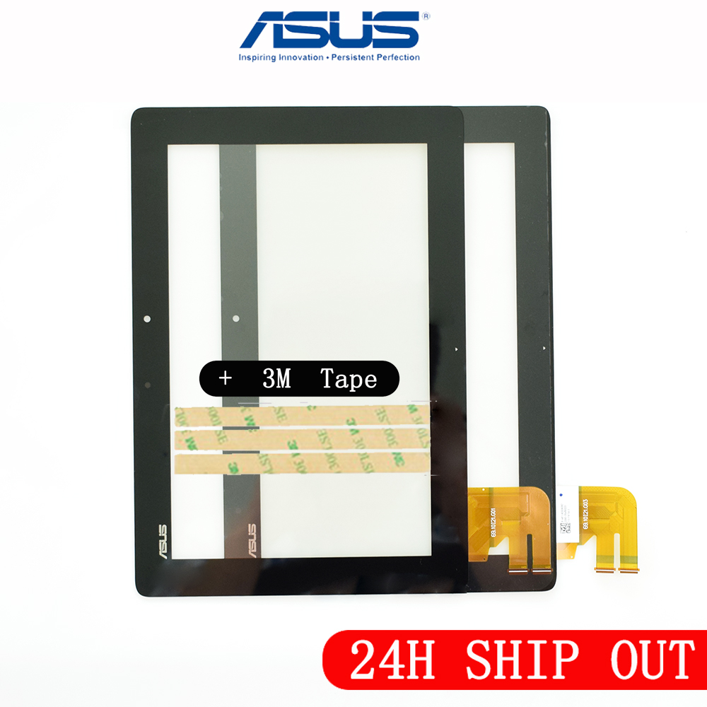 For Asus Transformer Pad TF300T TF300 TF300TG G01 version Digitizer Touch Screen panel Glass G03 Version 69.10I21. 69.10I21.G03