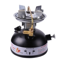Mini Camping Gasoline Stove Oil Stove Fuel Burners Picnic Cooking Stove Burners No Noise Outdoor Cookware