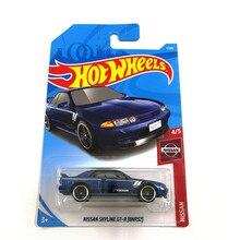 Горячие колеса 1: 64 спортивный автомобиль Nissan Skyline GTR FAIRLADY Z Коллекционная серия Металл литья под давлением автомобили коллекция детские игрушки для пода
