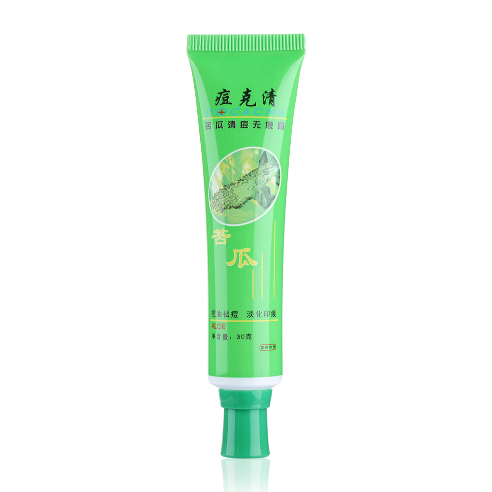 1 PC New 30g Face Cream Skin Care Acne Aloevera Gel Cream Oil Control Acne Products Face Women Beauty&Fashion Products