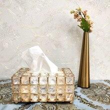 Коробка для хранения салфеток для гостиной, дома, ресторана, машины, бумажный держатель для полотенец, контейнер для отеля Bumf