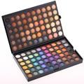 Profissional 180 Full Color Eyeshadow Makeup Palette Neutral Matte Brilho Brilho Sombra de Olho Maquiagem paleta de sombra