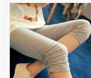Плиссированные Модальные штаны для беременных, Леггинсы для беременных, летние штаны для беременных, Модные Леггинсы для беременных, SH-S071, ...