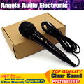 Free Shipping 3-Meter Audio Cable Wired Microphone Dynamic Handheld Mic Mike Mikrofon For KTV Karaoke System Stage Singer Specch
