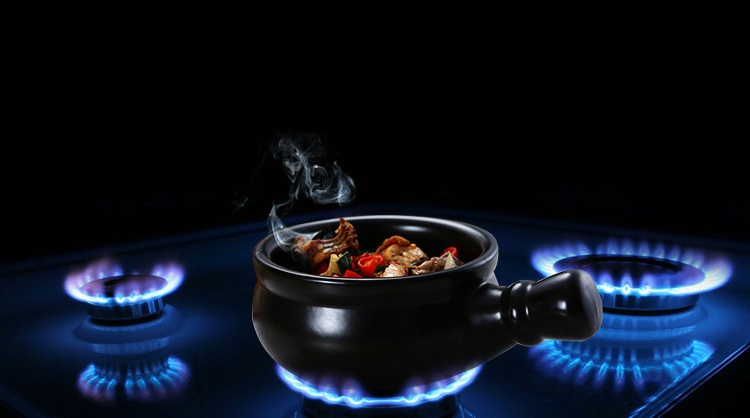 Open Flame Ceramic Milk, Instant Noodles, Baby Food Pot 1