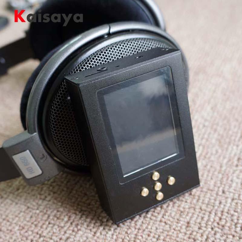 Zishan AK4497EQ 16G DSD sans perte HIFI casque DAC amplificateur muisc lecteur MP3 2.5 Coaxial équilibré sortie mise à niveau Z1Z2Z3 C5-005