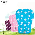 Candy Color Cotton Baby Carriage Stroller Accessories Seat Cushion Infant Dot Pram Pad Child Lunch Chair Cushion SC001