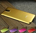 Aluminum Case For Samsung Galaxy Note 3 III N9000 Colorful Back Cover with Wiredrawing Metal