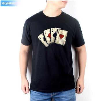 T-shirt 4 AS poker style 1