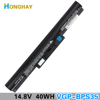 4cell Original New 14 8V 40WH 2670mah Laptop Battery For Sony VAIO Fit 14E 15E Series