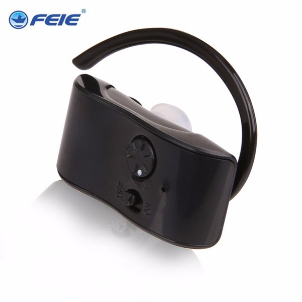 feie best selling S-217 Wireless BTE Digital Sound Amplifier In The Ear Hearing Aids Aid Rechargeable Drop shipping