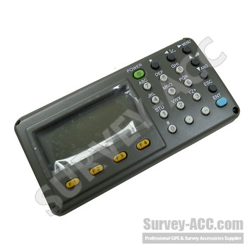 New Topcon GTS-102N or 332N Series Keyboard with LCD display new topcon bc 19b charger for topcon total stations bt 32q 2 pin battery