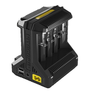 Image 5 - NITECORE Intellicharge I8 eight Bays Battery Charger, Automatically Detects/ Monitors and Charges Each Slot Independently