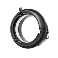 Speedring Adapter Profoto Head to Bowens Mount Converter for Softbox Snoot Beauty Dish Studio Lighting Accessories