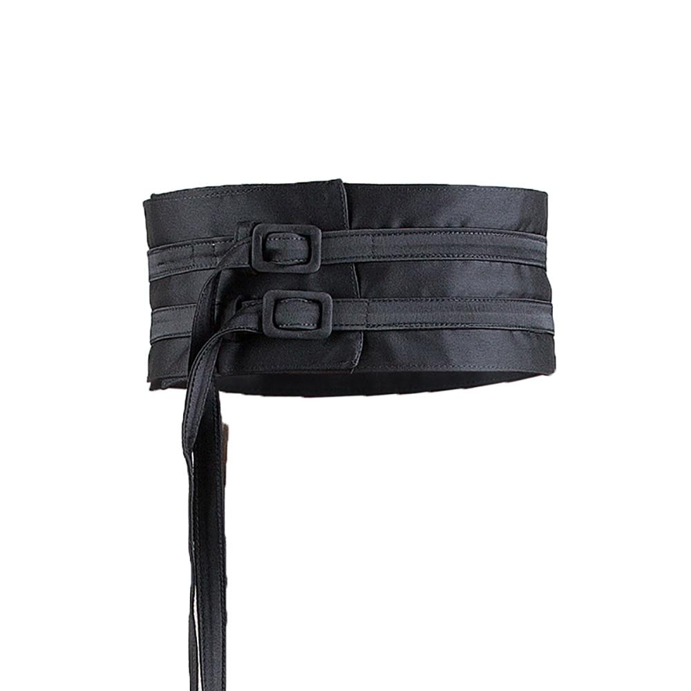 2017 New Latin Dance Accessories Black Belt Tassel Hip Scarf Slim Waist Decorated Professional Standard Morden For Women DW1103