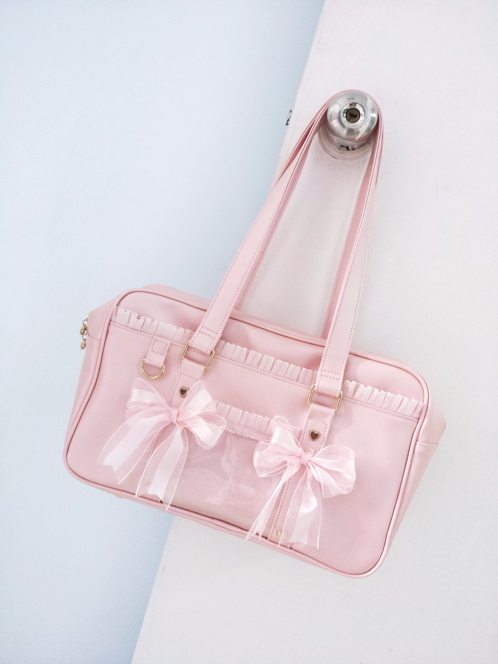 Princess sweet lolita bag To Alice The original soft cute girl wind the daily bow uniform bag fashion and adorable bag BAG192